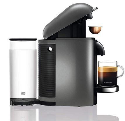 Krups Nespresso Vertuo Plus XN900T Kapselmaschine für 59€ (statt 91€)