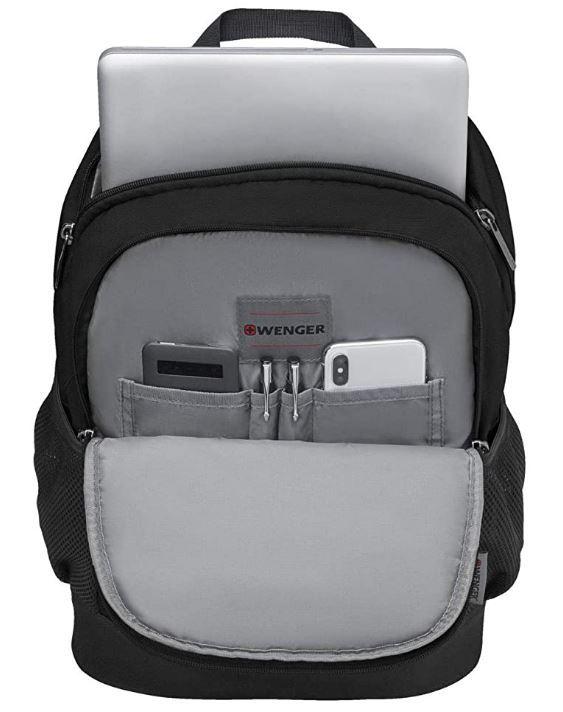 Wenger 610202 QUADMA 16″ Rucksack mit Laptopfach für 33€ (statt 50€)