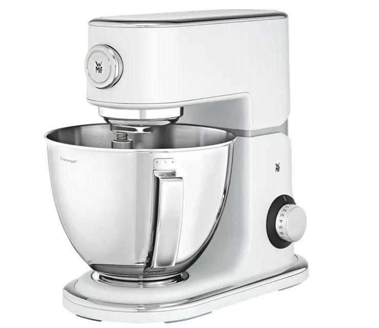 WMF 04.1632.0001 Profi Plus Küchenmaschine Weiß 5l für 289,99€ (statt 379€)
