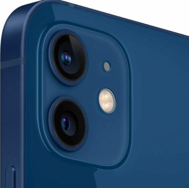 Apple iPhone 12 64GB Blau für 639€ (statt 689€)