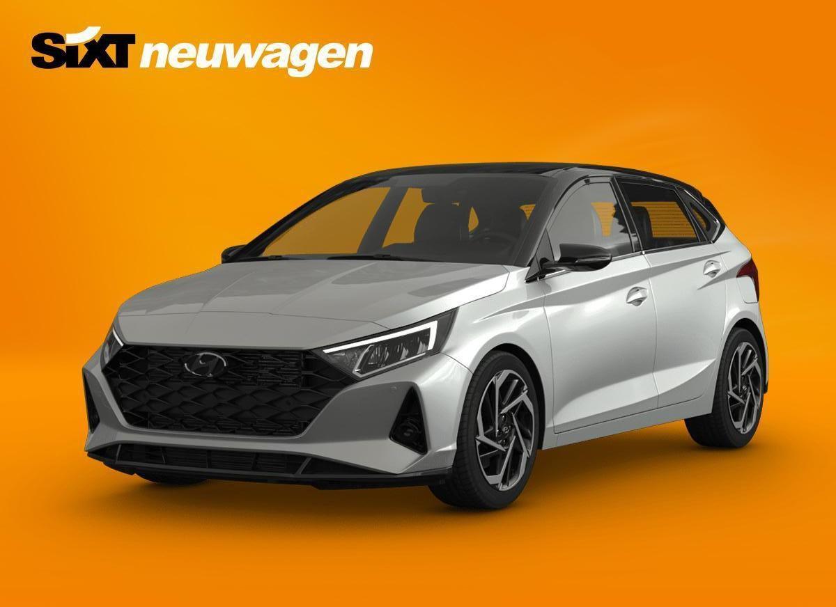 Hyundai i20 1.0 T-GDI Hybrid (neues Modell) mit 101 PS für 109,46€ mtl. – LF: 0.59
