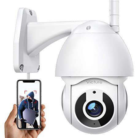 Victure PC660 – 1080p Überwachungskamera für Außen mit App-Steuerung für 39,99€ (statt 80€)