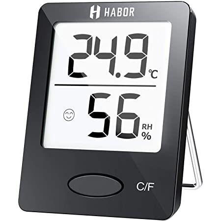 Habor digitales Hygrometer für 5,89€   Prime