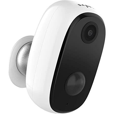 SANNCE 1080p Akku Überwachungskamera mit 10.000mAh & 2 Wege Audio für 59,99€ (statt 80€)