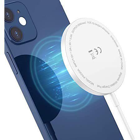 Seneo 15W Qi Ladegerät mit MagSafe für 12,10€ – Prime