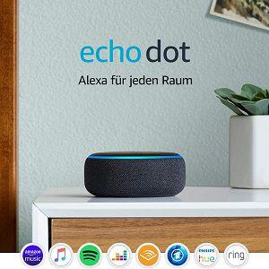 Amazon Echo Dot 3. Generation für 21,99€ (statt 27€)   oder Gen. 4 für 29,99€