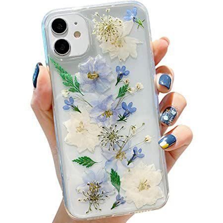 Tybiky iPhone 11 & 12 Handyhüllen in Blumen Design für je 5,49€ (statt 11€)   Prime