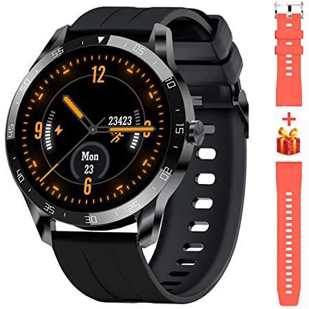 Blackview X1 Smartwatch mit 9 Sportmodi & Herzfrequenzmesser für 28,50€ (statt 46€)