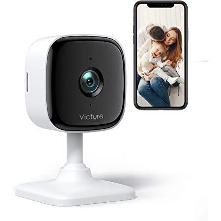 Victure PC440 1080p Überwachungskamera Modell 2021 für 16,79€ (statt 28€)
