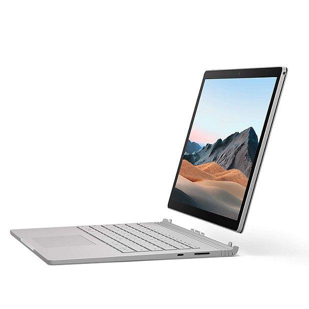 Surface Book 3 – Convertible mit 13,5″-Display und i5 Prozessor, 8 GB RAM & 256 GB SSD für 1.289€ (statt 1.575€)