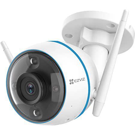 EZVIZ CTQ3N 1080p Überwachungskamera mit Nachtsicht, Personenerkennung für 49€ (statt 70€)