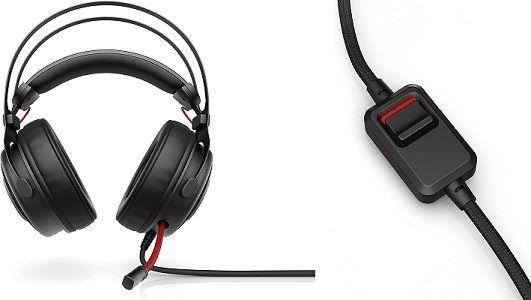HP Omen 800 Gaming Headset für 34,99€ (statt 53€)