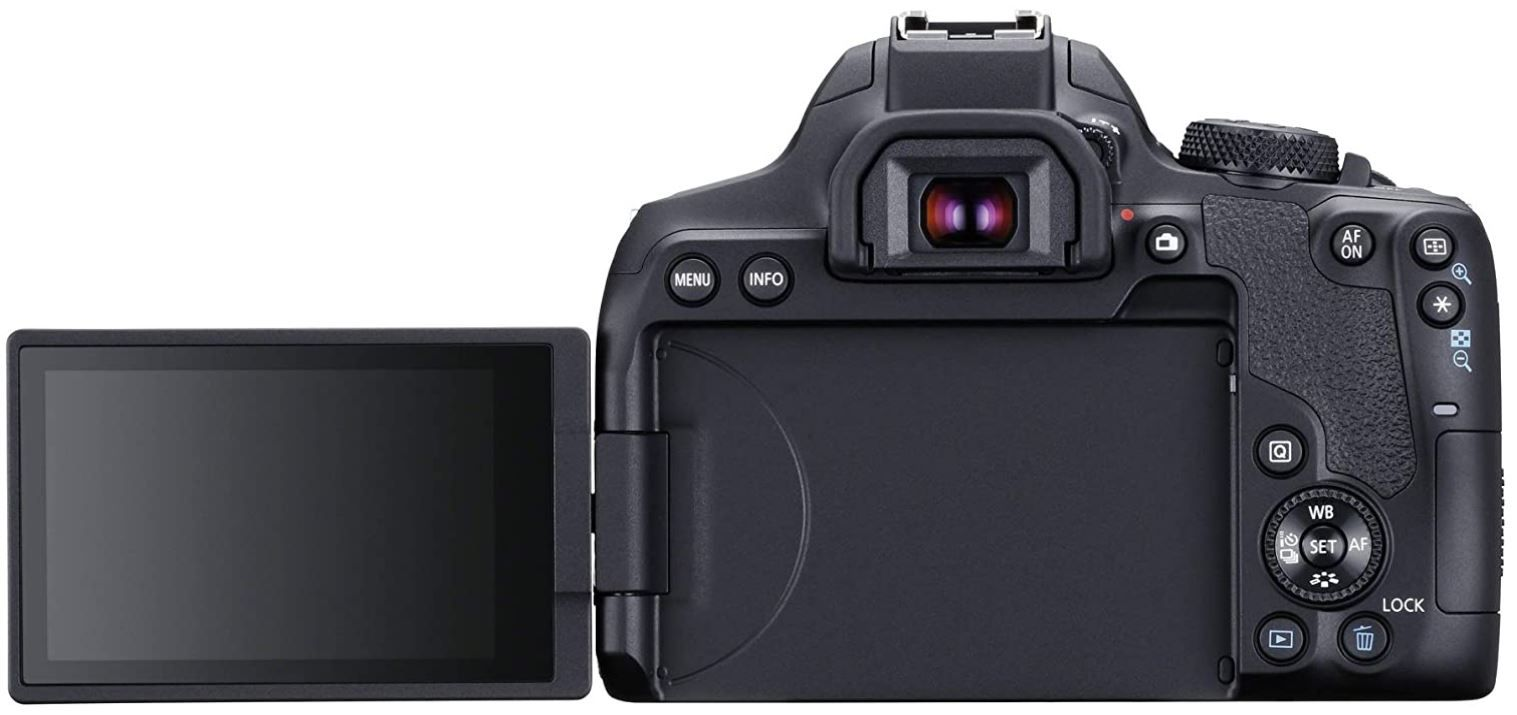Canon 850D DSL Kit mit 18 55 mm STM Objektiv für 789€ (statt 840€)