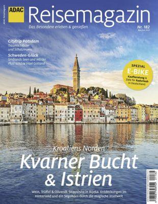 6 Ausgaben ADAC Reisemagazin direkt nur 28,35€ (statt 57€)