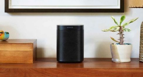 2er Set Sonos One + Google Nest Mini für 379€ (statt 428€)