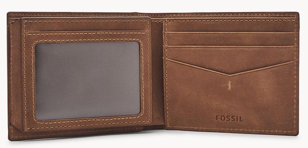 Fossil Traveler Herren Geldbörse Taren für 19€