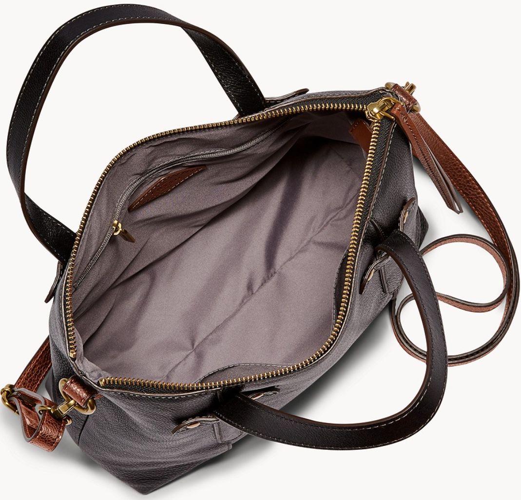 Fossil Damen Tasche Felicity aus Leder für 58,80€ (statt 138€)