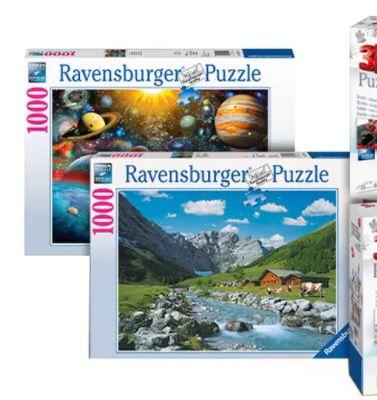 Groupon: Ravensburger Gutscheine bis 35% reduziert – z.B. 100€ Gutschein für 64,95€