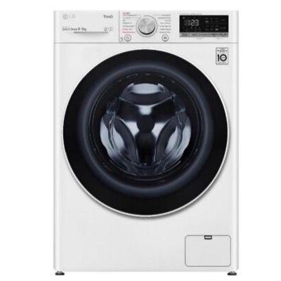 LG Waschtrockner V5WD906 9kg/6kg mit 1400 U/min und Steam Turbo für 548,90€ (statt 737€)