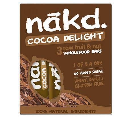 36er Pack NAKD Nussriegel in 3 Sorten für je 18,90€ (statt 42€)