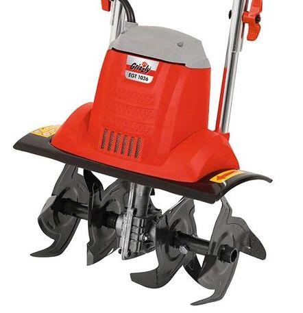 Grizzly Tools EGT 1036 Elektromotorhacke für 52,94€ (statt 71€)