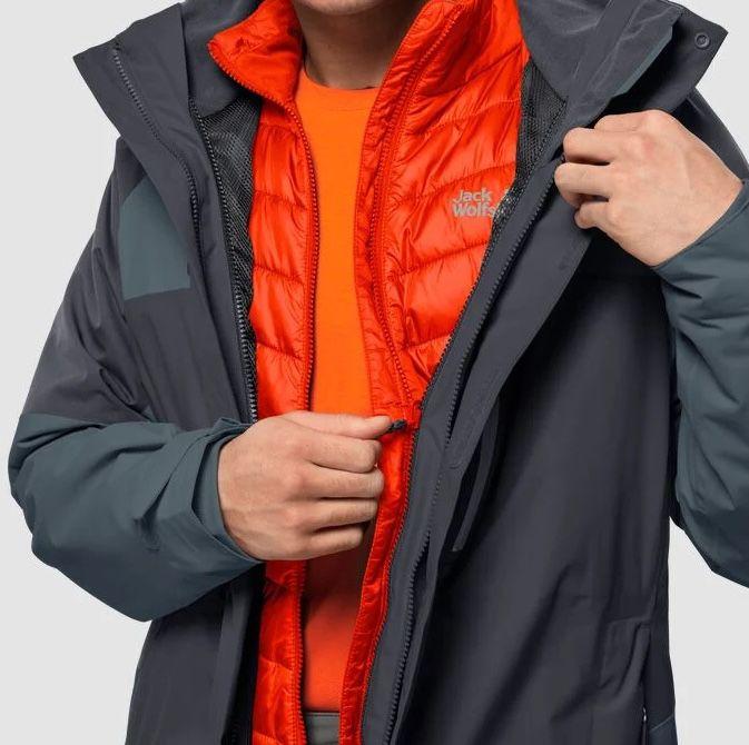 Jack Wolfskin Steting Peak Hardshell Jacke für 149,95€ (statt 194€)