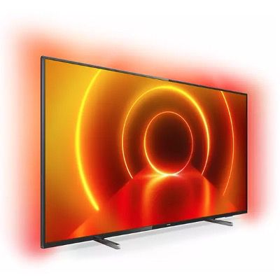Philips 65PUS7805 LED-Fernseher (65 Zoll, 4K Ultra HD, Smart-TV, Ambilight) ab 589€ (statt 788€)