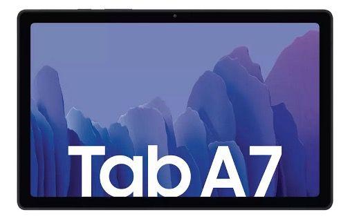 Samsung TAB A7 10,4 Zoll WiFi mit 32GB inkl. Book Cover Keyboard für 182€ (statt 248€)