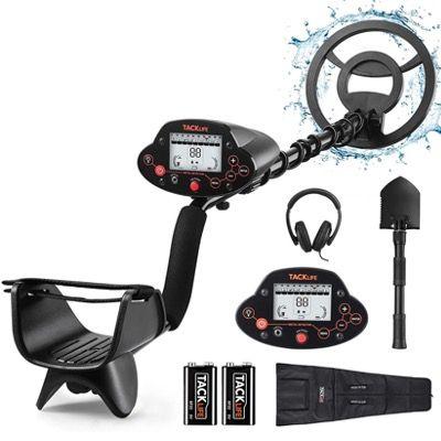 TACKLIFE Metalldetektor MMD07 mit 9-Modi und LCD-Display inkl. Audio Support für 79,99€ (statt 120€)