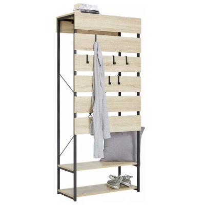 Modern Living Garderobe in Sonoma Eiche für 84,88€ (statt 115€)