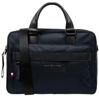 🔥 Tommy Hilfiger Laptoptasche mit Multimediafächern für 52,49€ (statt 125€)