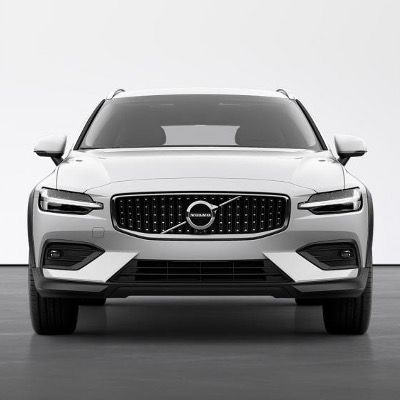 Privat: Volvo V60 B4 Diesel Cross Country Pro Allrad mit 8-Gang Geartronic in Ice White für 259€ – LF 0,52