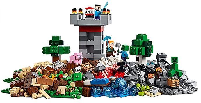 LEGO 21161 Minecraft   Die Crafting Box 3.0 für 49,99€ (statt 60€)