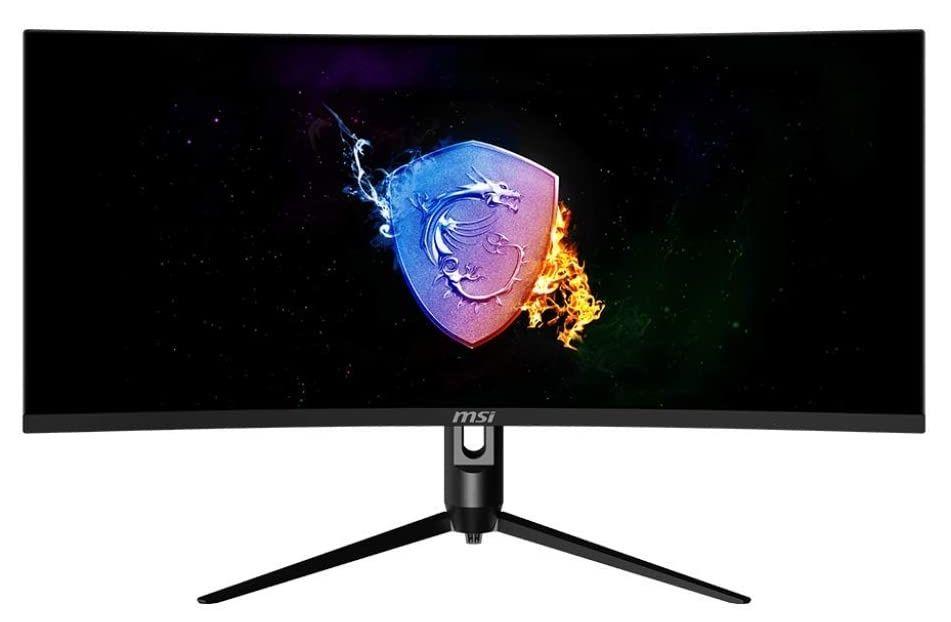 MSI MAG342CQRV   34 Zoll UWQHD Gaming Monitor mit 100 Hz für 399€ (statt 472€)