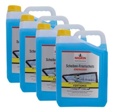 20 Liter Nigrin Scheiben Frostschutz bis  22°C für 19,99€ (statt 40€)