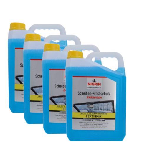 20 Liter Nigrin Scheiben Frostschutz bis -22°C für 19,99€ (statt 40€)