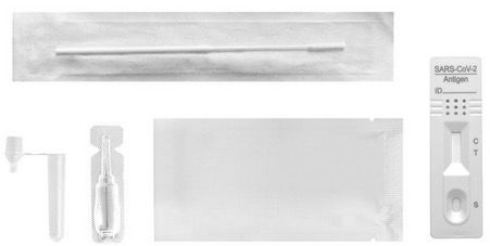 5er Pack Corona SARS CoV 2 Antigenschnelltest Boson nur 9,99€