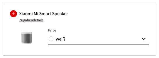 Xiaomi Mi 11 5G 256GB mit Speaker, Watch und Box S für 99€ mit Vodafone Allnet Flat inkl. 18GB LTE für 29,99€ mtl.