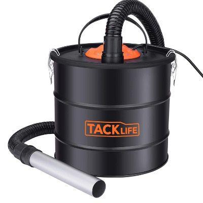TACKLIFE Aschesauger 800W 18 Liter mit Gebläse 140W mit abnehmbarem Filter für 26,79€ (statt 34€)