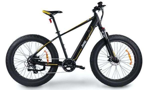 🔥 Jeep Mountain FAT E Bike MHFR 7100 mit 26″, Shimano Altus 7 Gang für 1.349€ (statt 2.072€)