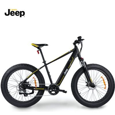 🔥 Jeep Mountain FAT E-Bike MHFR 7100 mit 26″, Shimano Altus 7-Gang für 1.349€ (statt 2.072€)