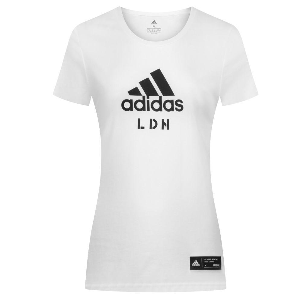 Nur heute: 10% Rabatt auf Damenbekleidung bei SportSpar – z.B. adidas London Badge of Sport Tshirt für 17,44€ (statt 26€)