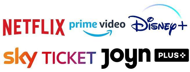 Welche Video Streaming Dienste für Filme und Serien sind besonders empfehlenswert?