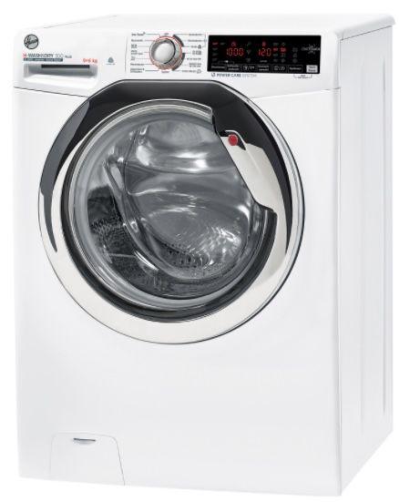 Hoover H3DSQ496TAMCE Waschtrockner mit 9kg / 6kg für 369,90€ (statt 449€)