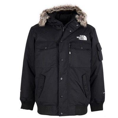 The North Face REC GOTHAM JKT jk3 tnf in Schwarz für 269,99€ (statt 324€)   L und 2XL