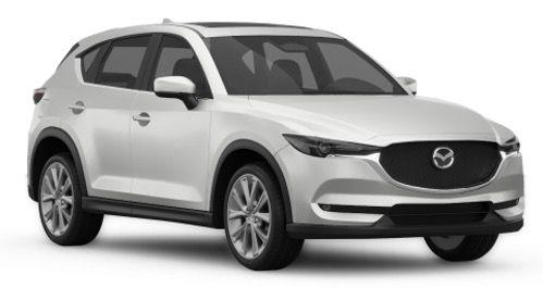 Privat: Mazda CX 5 Skyaktiv G Prime Line mit 165PS in Pur Weiß für 189€ mtl.   LF 0,76