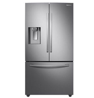 Samsung French Door Kühlschrank RF23R62E3SR/EG SBS aus Edelstahl für 1.568,90€ (statt 2.038€)