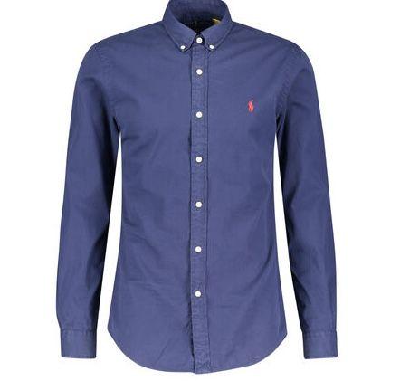 Polo Ralph Lauren Langarm Hemd Slim Fit für 46,71€ (statt 79€) oder 2 Hemden für 86,62€ (statt 158€)