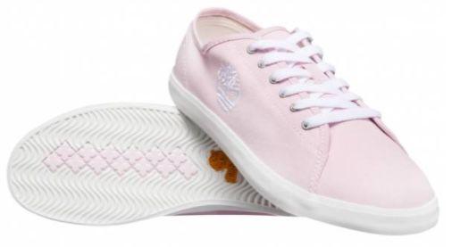 Timberland Newport Bay Canvas Oxford Damen und Kinder Sneaker für 23,94€ (statt 33€)