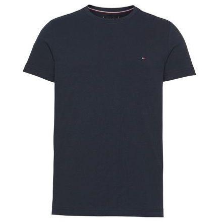 Tommy Hilfiger Core Stretch Slim Cneck T Shirt ab 19,90€ (statt 29€)   Neukunden nur 25€ für 2 Shirts